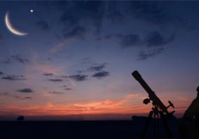 معهد الفلك : عدة رمضان 30 يوماً .. والخميس 13 مايو أول أيام عيد الفطر