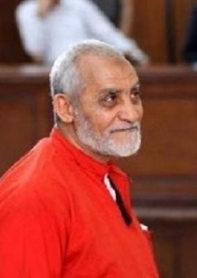 الجنايات تستكمل اليوم محاكمة بديع و738 متهماً بقضية فض اعتصام رابعة