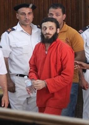 حكم نهائى وأخير بتأييد إعدام حبارة فى مذبحة رفح الثانية