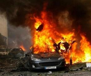 42 قتيلاً بينهم ضباط كبار بهجومين انتحاريين فى حمص