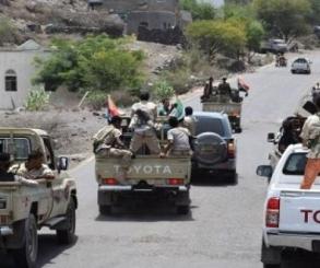 الجيش اليمنى يستعيد السيطرة على مواقع جديدة بصعدة