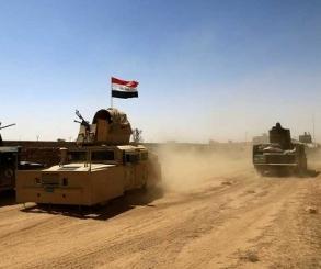 الجيش العراقى يطلق عملية عسكرية لتحرير مناطق غرب نهر دجلة من تنظيم داعش