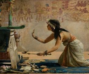 المرأة المصرية سبقت عصرها من 5 آلاف سنة .. اعرف فى إية ؟!