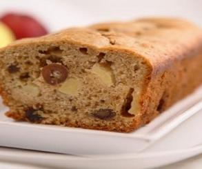 حلو اليوم .. كيك التمر والتفاح الصحية