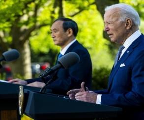 بايدن : من السابق لآوانه الحكم على نتائج المحادثات بشأن الملف النووي الإيراني
