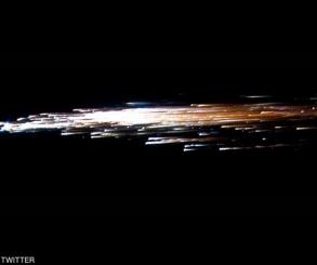 انتهاء أزمة الصاروخ الصيني بتفككه .. وسقوط بقاياه فوق بحر العرب