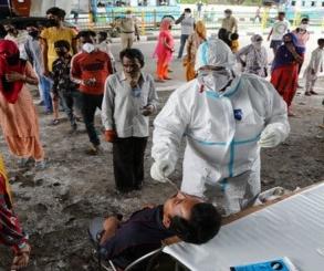 استمرار معدلات الارقام القياسية لضحايا كورونا فى الهند لليوم الثانى عشر على التوالى