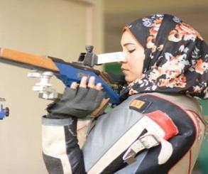 الزهراء شعبان تودع منافسات 50 متر رماية بندقية فى أولمبياد طوكيو