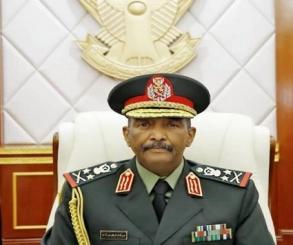كلمة مرتقبة للفريق عبد الفتاح البرهان بشأن تطورات الأحداث في السودان