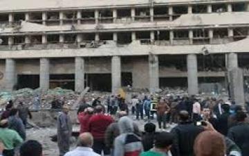 """""""مراسل قناة كندية"""": سمعت انفجار أمن القاهرة من منزلي"""
