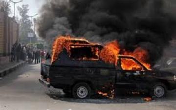 """في انحياز لـ""""الإرهابية""""..العفو الدولية : مصر شهدت عنف """"غير مسبوق"""" منذ الإطاحة بمرسي"""