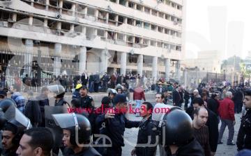 انفجار مديرية أمن القاهرة بكاميرا مراقبة متحف الفن الإسلامي
