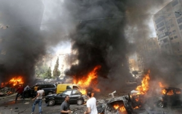 """مقتل اثنين في انفجار سيارة مفخخة شرق """"تل أبيب"""""""