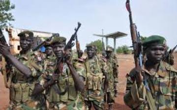 جيش جنوب السودان يعلن صد 3 هجمات للمتمردين