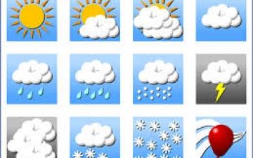 الأرصاد:  استمرار الطقس السئ حتي الثلاثاء القادم