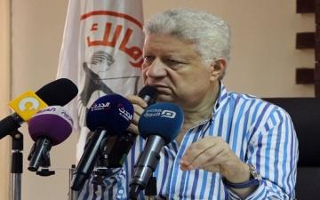 مرتضى منصور يكلف الثعلب وجعفر ويونس بتقييم إيناسيو واللاعبين