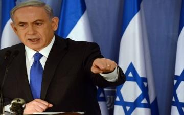 نتانياهو يتوعد إيران وحزب الله في سوريا