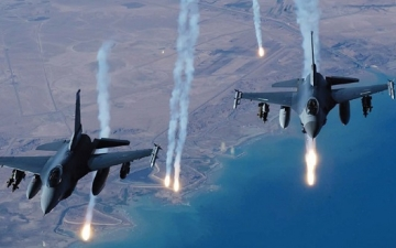 التحالف العربى يبدأ عملية نوعية لتدمير شبكة الحوثى لطائرات بدون طيار