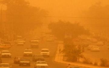 رياح مثيرة للأتربة تضرب مصر فى أول أيام موجة الطقس السيئ