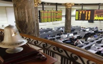 مبيعات عربية وأجنبية تهبط ببورصة مصر بالقرب من 13500 نقطة