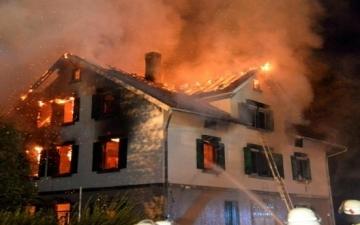 حرق مقر السفير الأمريكى فى روسيا