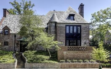 بالصور .. شاهد منزل أوباما فى واشنطن بعد رحيله عن البيت الأبيض