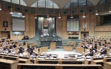 بالفيديو .. معركة بالأيدى داخل برلمان الأردن بسبب مرسى .. خليفة المسلمين !!