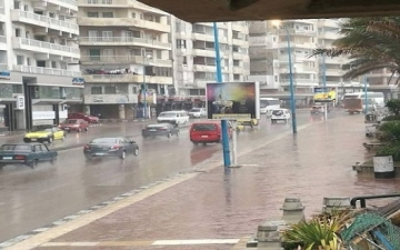 المرور:  5 إرشادات لمنع وقوع الحوادث بسبب هطول الأمطار