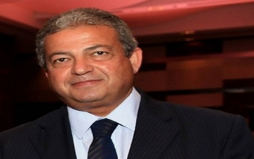 وزير الشباب يكافئ المنتخب الوطنى لكرة اليد