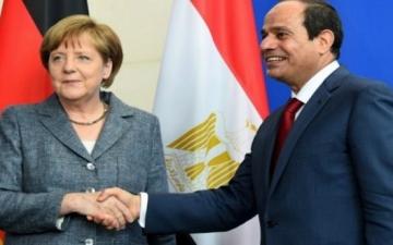 ألمانيا تعلن جدول زيارة ميركل إلى مصر