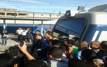 الأنفاق: لجنة تقصى حقائق لكشف سقوط عجلات القطار