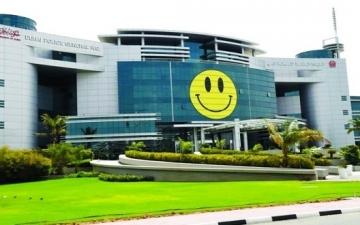 أول مبنى مبتسم فى العالم .. شرطة دبى