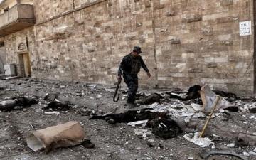 القوات العراقية تحمل داعش مسئولية مجزرة الموصل