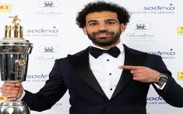 صلاح ملك إنجلترا .. يتوج رسمياً بجائزة لاعب العام فى البريميرليج