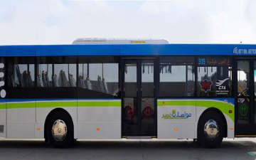 تذكرة الأتوبيس الذكى 8 جنيهات للمينى باص ودراسة زيادة الحافلات