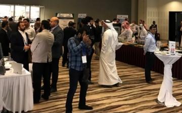غروندفوس تخطف الأضواء في مؤتمر ريتروفيت تك 2018 في المملكة العربية السعودية