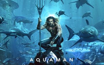 خلال شهر واحد .. إيرادات Aquaman تتخطى المليار دولار