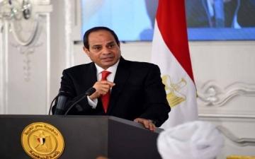 السيسى يؤكد دعم مصر لجهود الأمم المتحدة لصون السلم والأمن الدوليين ودفع جهود التنمية المستدامة
