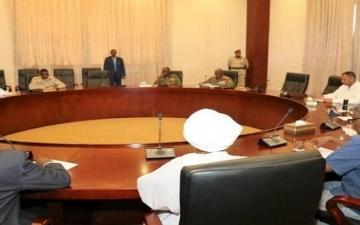 اتفاق مبدئى بين المجلس العسكرى السودانى وتحالف التغيير على هياكل الحكم الثلاثة
