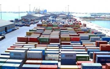 خط ملاحى يربط ميناء السخنة بدول شرق إفريقيا