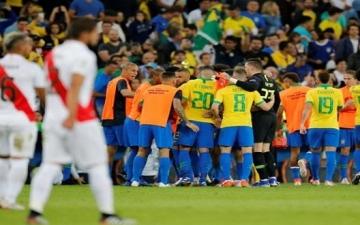 البرازيل تهزم بيرو 3 / 1 و تفوز بكوبا أمريكا للمرة التاسعة