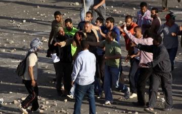 اشتباكات بين الأهالي والأمن والإخوان في مناطق متفرقة بالقاهرة