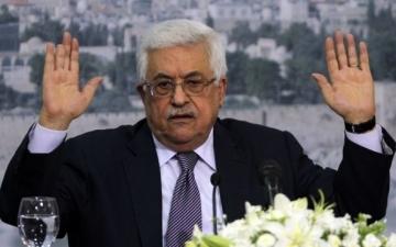 أبو مازن يطالب بوقف التصعيد العسكري الإسرائيلي على قطاع غزة