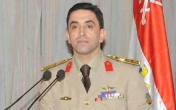 المتحدث العسكري:ما نشرته «السياسية الكويتية» حول ترشح المشير اجتهادات صحفية
