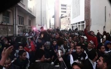 مقتل طالب واعتقال 14 في اشتباكات بجامعة الإسكندرية