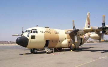 عاجل : طائرة عسكرية تنقل الملحقية العسكرية بطرابلس