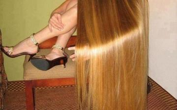ماهي أسهل وصفه لتطويل الشعر؟