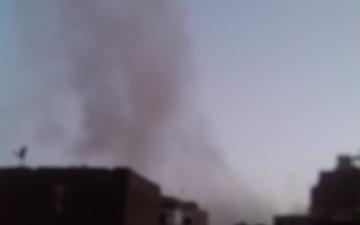 الداخلية: استشهاد مجند و9 آخرين فى انفجار بالدقى