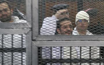 مستشار باستئناف القاهرة: القضاء لا يخشى حضور وفود أجنبية محاكمة النشطاء