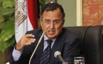 """فهمي يلتقي """"جيفري فيلتمان"""" لبحث موقف مصر من القضايا الإقليمية"""